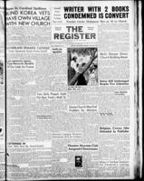 National Catholic Register July 28, 1957