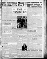 National Catholic Register August 4, 1957