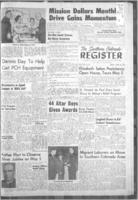 Southern Colorado Register April 26, 1963