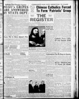 National Catholic Register August 11, 1957