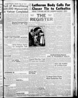 National Catholic Register August 18, 1957