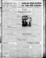 National Catholic Register August 25, 1957