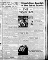 National Catholic Register September 8, 1957
