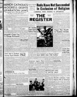 National Catholic Register September 29, 1957