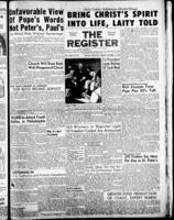 National Catholic Register October 13, 1957