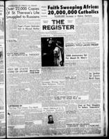 National Catholic Register October 20, 1957