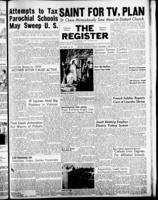 National Catholic Register November 3, 1957