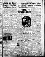 National Catholic Register November 17, 1957