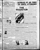 National Catholic Register December 15, 1957