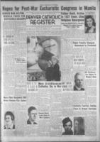 Denver Catholic Register August 3, 1944