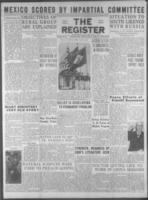 The Register October 20, 1935