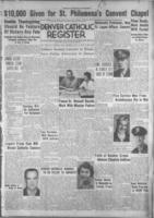 Denver Catholic Register August 31, 1944