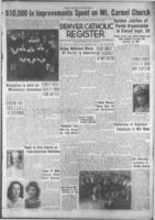 Denver Catholic Register September 7, 1944