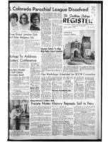 Southern Colorado Register August 13, 1965