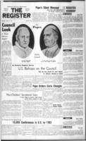 National Catholic Register September 26, 1963