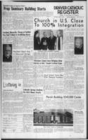 Denver Catholic Register August 1, 1963