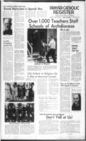 Denver Catholic Register August 29, 1963