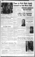 Denver Catholic Register December 5, 1963