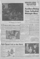 Denver Catholic Register December 19, 1963