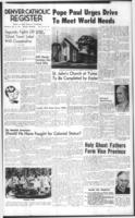 Denver Catholic Register December 26, 1963