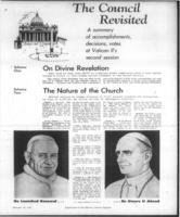 Denver Catholic Register December 26, 1963: Vatican II supplement