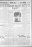 Denver Catholic Register April 14, 1932