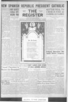 The Register December 20, 1931