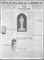 The Register August 6, 1933