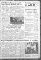 Southern Colorado Register August 9, 1963