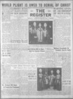 The Register October 1, 1933