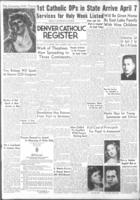 Denver Catholic Register April 7, 1949