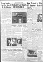 Denver Catholic Register April 21, 1949