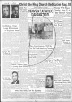 Denver Catholic Register April 28, 1949