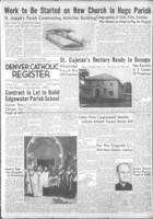 Denver Catholic Register August 4, 1949