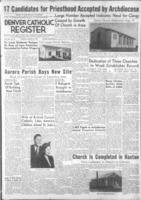 Denver Catholic Register August 18, 1949