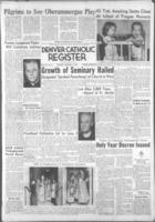 Denver Catholic Register December 15, 1949