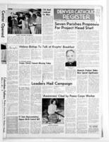 Denver Catholic Register April 1, 1965