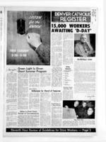 Denver Catholic Register April 22, 1965