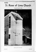 Denver Catholic Register April 22, 1965: St. Rose of Lima Supplement
