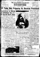 Southern Colorado Register October 1954