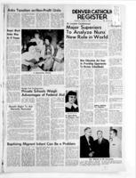 Denver Catholic Register August 5, 1965