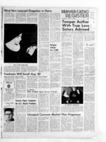 Denver Catholic Register August 26, 1965