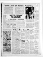 Denver Catholic Register December 9, 1965