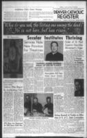 Denver Catholic Register April 14, 1960