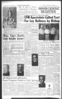 Denver Catholic Register August 4, 1960