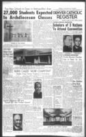 Denver Catholic Register August 18, 1960