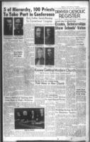 Denver Catholic Register August 25, 1960
