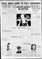 Denver Catholic Register September 9, 1943