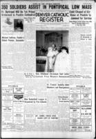 Denver Catholic Register December 16, 1943: Christmas Edition