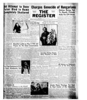 National Catholic Register January 6, 1952